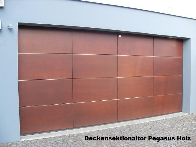 Pegasus Holz 2